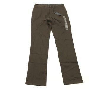 Pacsun Men's Slim Chino Pants Cotton Blend Olive